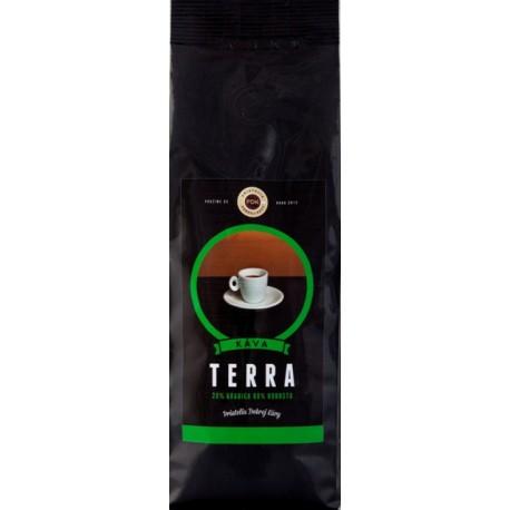 PDK káva TERRA zmes  20/80 A/R 250g