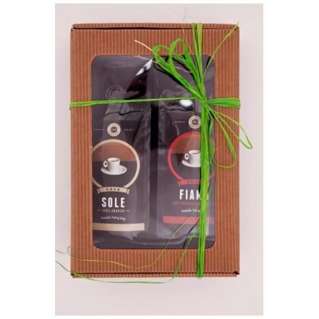 Vianočný balíček odrodové kávy