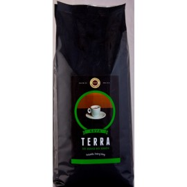 PDK káva TERRA zmes  20/80 A+R 1000 g