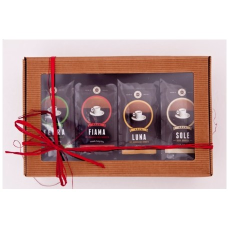Vianočný balíček sada káv